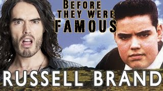 Russell Brand - Before They Were Famous