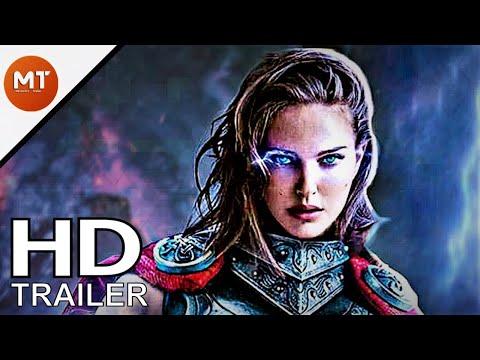 THOR 4 : LOVE AND THUNDER (2021) Teaser Trailer Concept – Chris Hemsworth Marvel Movie