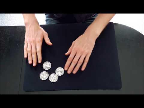 Zauberei Mit Münzen Ihr Werdet Euren Augen Nicht Trauen Youtube
