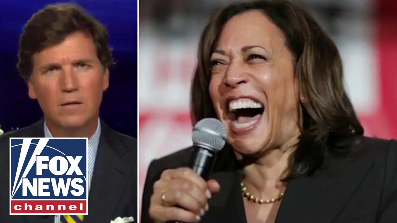 Tucker investigates Kamala Harris' record on the Second Amendment
