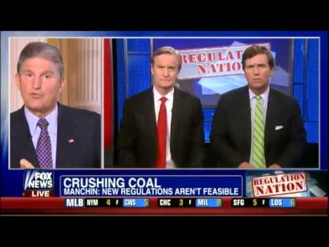 Sen. Joe Manchin Outraged By Democrats