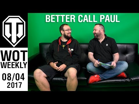 World of Tanks Weekly #23 - Better Call Paul