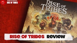 Rise of Tribes Review - Board to Death TV