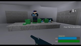Roblox Heist - Breaking the Bank