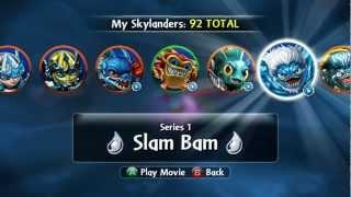 My Skylanders and Skylanders Giants Collection Almost Complete Part 1