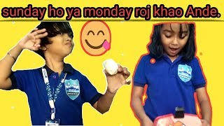 Funny kids video ll try not to laugh