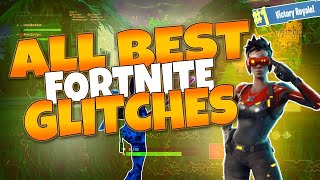 The Best Glitchs From Fortnite