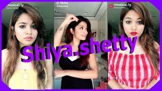 Shiya shetty Best comedy and funny vids Tiktok musicallyPart 1