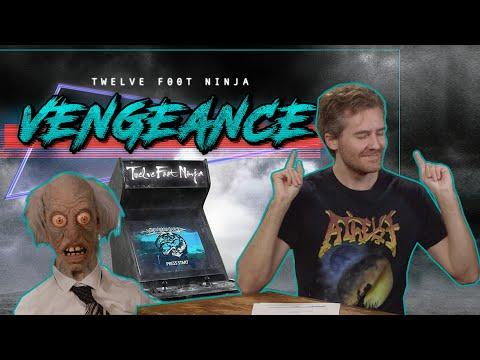 TWELVE FOOT NINJA Vengeance Album Review | BangerTV