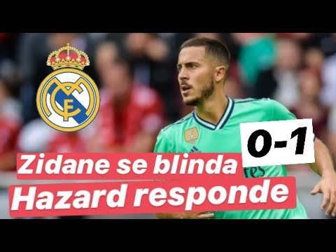 Zidane blinda al Real Madrid. Conclusiones. #MundoMaldini