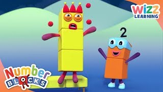 Numberblocks - BOO! | Learn to Count | Wizz Learning