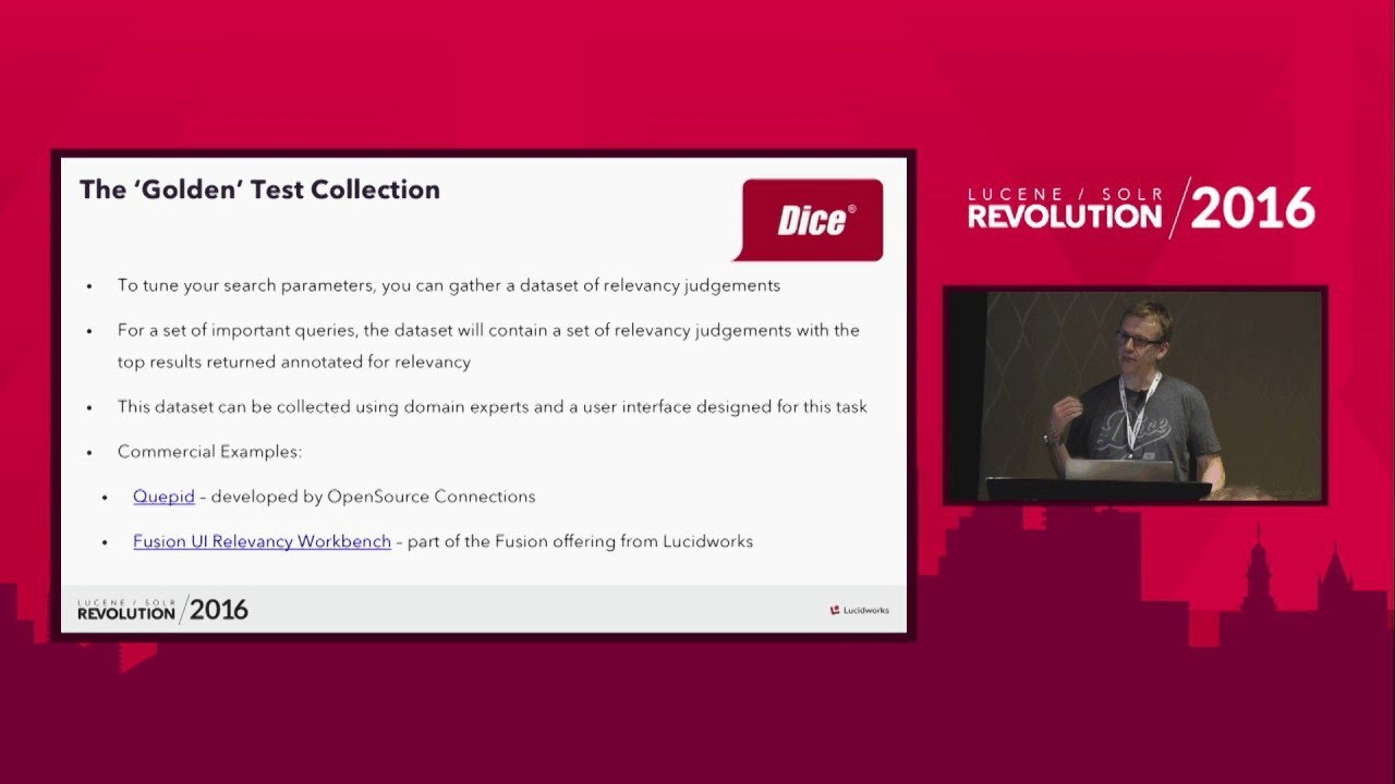 Evolving the Optimal Relevancy Scoring Model at Dice.com - Simon ...