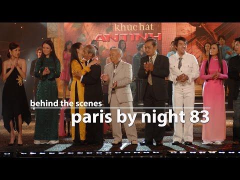 Paris By Night 83 - Behind the Scenes