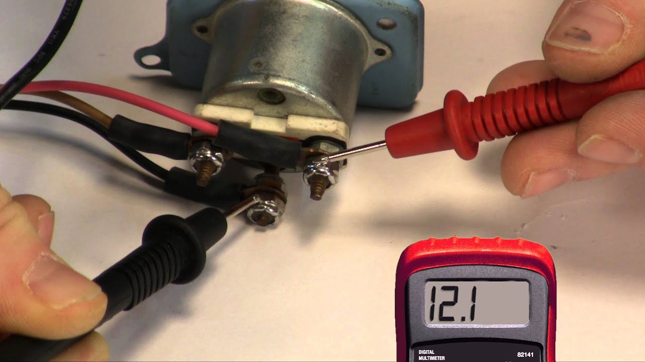 vdo water temperature gauge wiring diagram one way switch uk fuel & sending unit troubleshooting - youtube