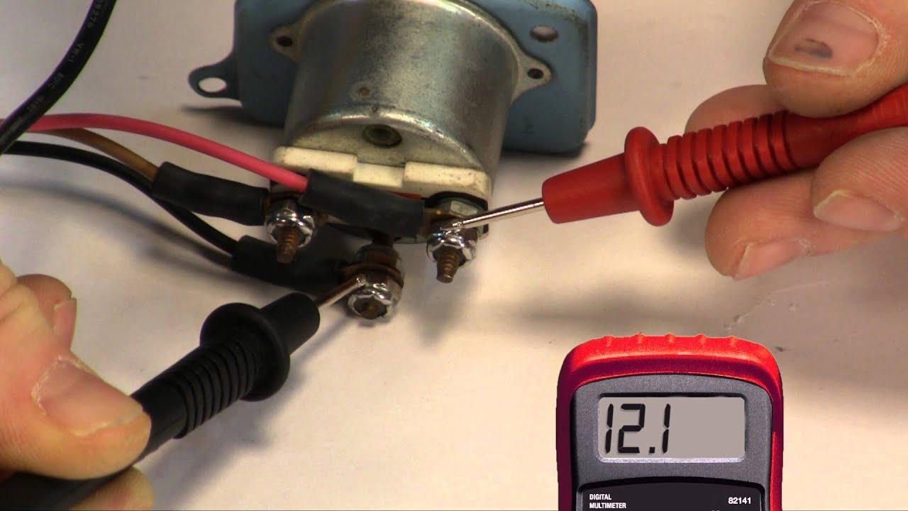 Fuel Gauge & Sending Unit Troubleshooting  YouTube