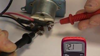 Fuel Gauge & Sending Unit Troubleshooting