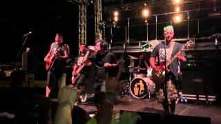 Lagwagon - May 16 live Red Bull Stage Novarock 2015