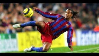 Величайшие футболисты  Роналдиньо (Ronaldinho) 1080p