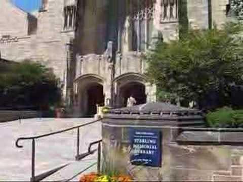 Yale University - Campus Tour