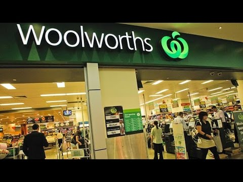 INTELLIGENT SUPERMARKET WOOLWORTHS AUSTRALIA PRODUCTS