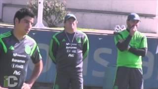 Inicia sueño mexicano en Copa América