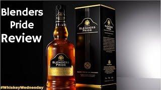 Blenders Pride Review in Hindi  #WhiskeyWednesday