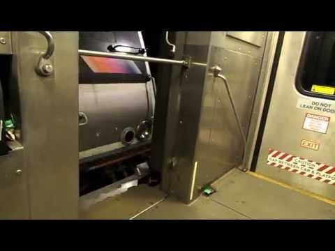 New Jersey Transit HD: Riding Behind Bombardier ALP-46 4622 Into New York Penn Station