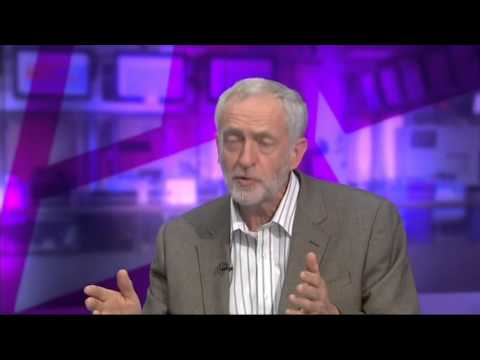 "Jeremy Corbyn slates C4 News' Krishnan Guru-Murthy's ""tabloid journalism"""
