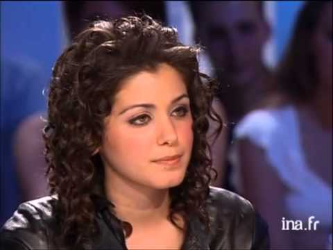 Suite interview Katie Melua - Archive INA