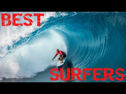 BEST SURFERS OF ALL TIME 2017|KELLY SLATER|ANDY IRONS|TOM CURREN|MICK FANNING|GABRIEL MEDINA SURFING
