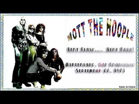Mott the Hoople 1973 Winterland
