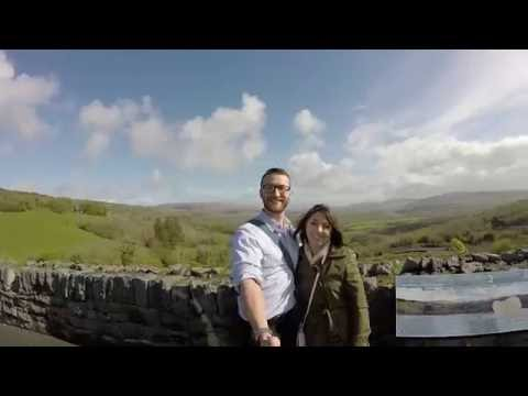 Ireland Vacation 2016 GoPro Hero3+