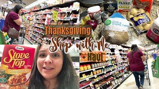 Thanksgiving Shop with Me | + Haul
