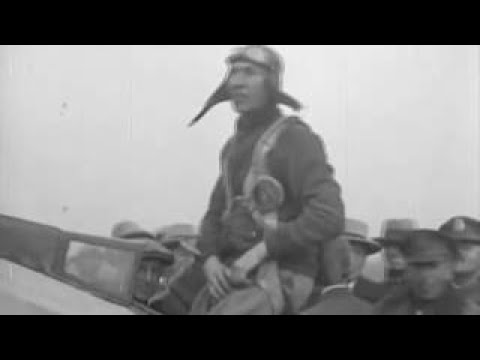 Early US Army Air Service in the 1925 ~ Classic Military Documentary