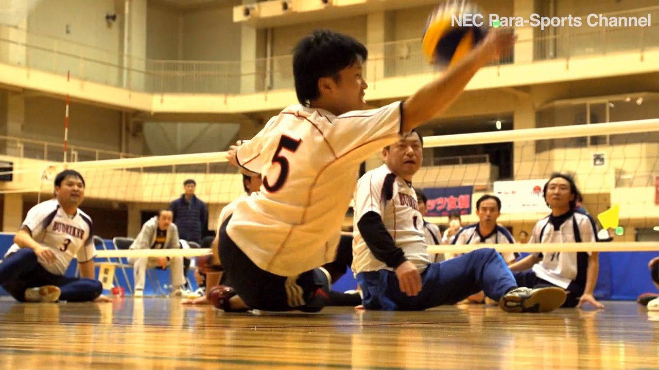 NEC Para-Sports Channel, Sitting Volleyball [NEC official]