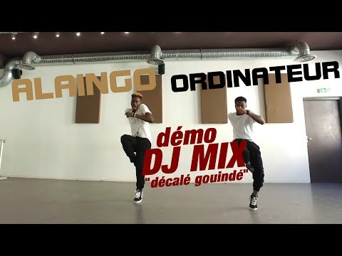 "Dj Mix ""décalé Gouindé"" (demo Officielle) By Alaingo Feat Ordinateur"