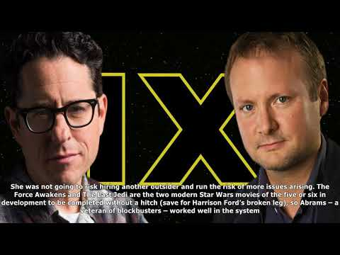 MTV News - Abrams is the best director for star wars 9