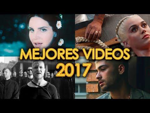 LOS 10 MEJORES VIDEOS MUSICALES 2017 | WOW QUÉ PASA