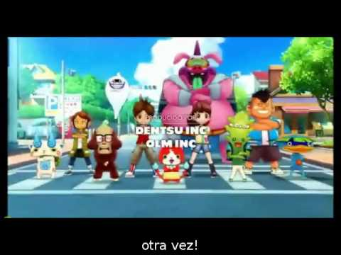 Ending Yokai Watch castellano (letra)