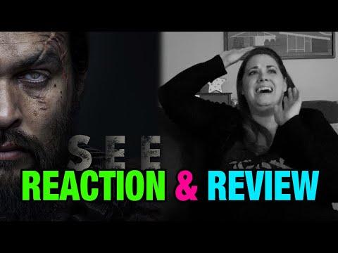SEE (2019) - APPLE TV+ JASON MOMOA | REACTION & REVIEW!