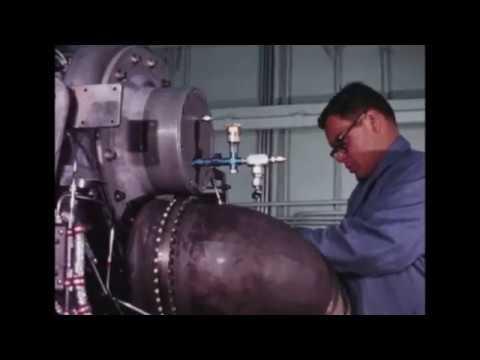 NASA H-1 Engine