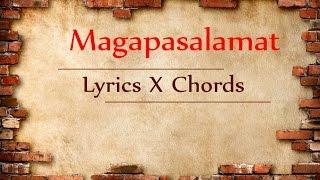 Magapasalamat Lyrics and Chords