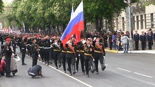 Парад войск в День Победы Севастополь 2017 год