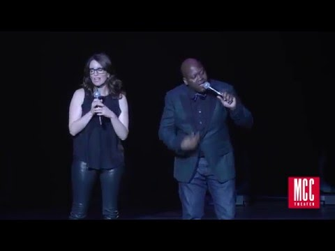 Tina Fey and Tituss Burgess sing 'You're Nothing Without Me'