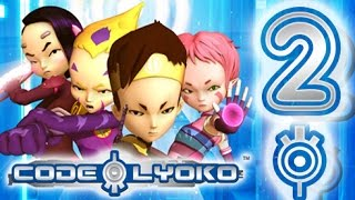 ✪ Code Lyoko: Quest for Infinity Walkthrough Part 2 (Wii, PS2, PSP) ✪