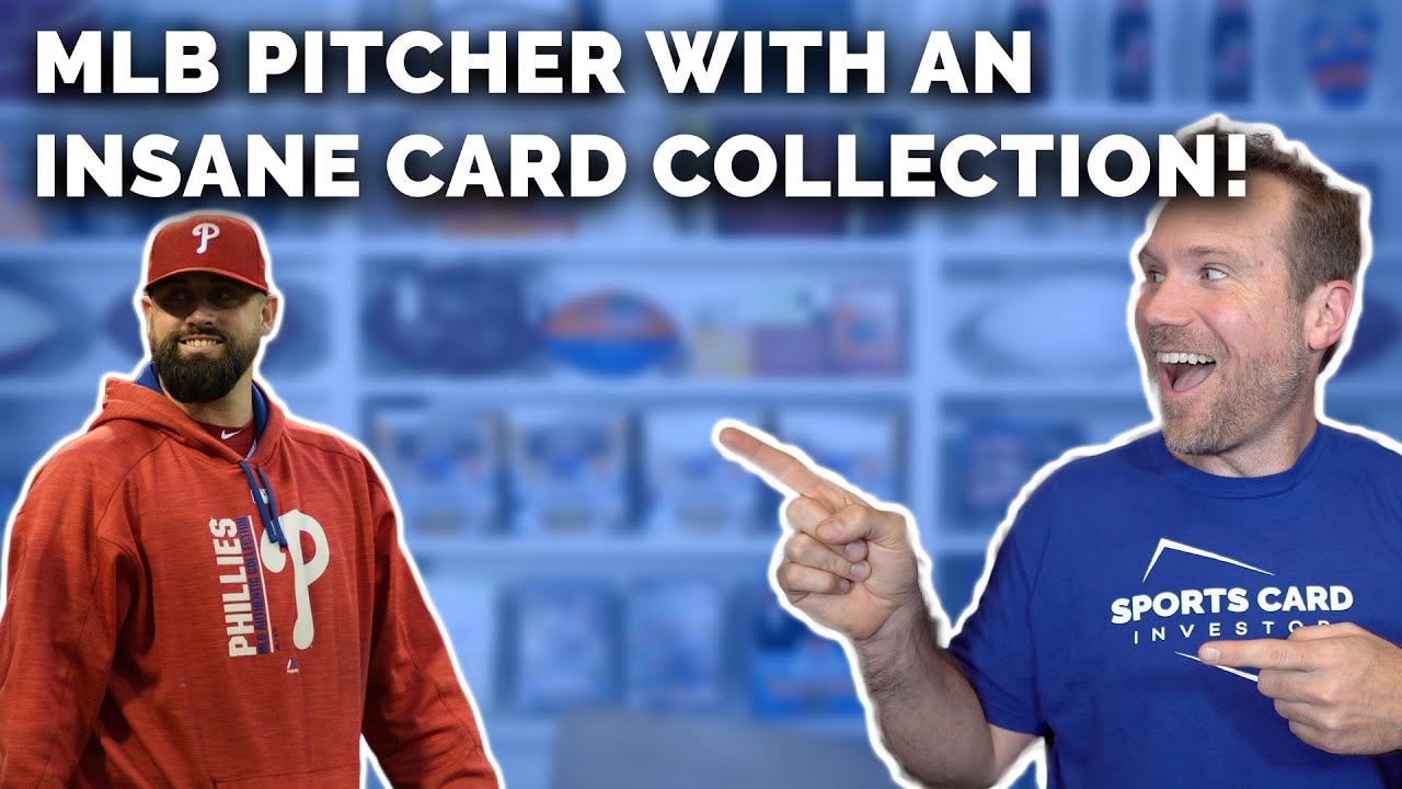 MLB Pitcher Pat Neshek Breaks Topps Diamond Icons + Interview About his Card Collection!