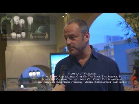 Gil Bellows @ the 2017 Newport Beach Film Festival