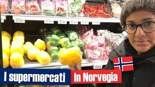 Supermercati in Norvegia || IaraHeide italiana all'estero