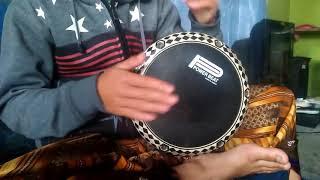 Gambar cover Darbuka cover lagu nusantara az zahir (kana sabil)