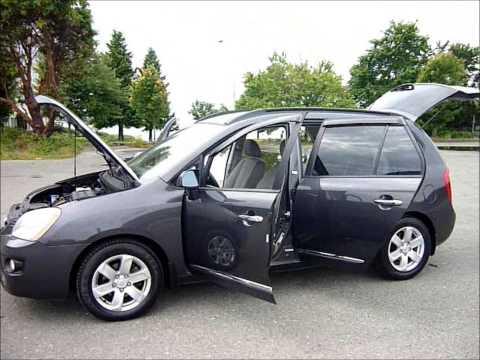 2008 Kia Rondo - 4Cyl. - Automatic - Air Conditioning - 67kms. SOLD - Malibu Motors Victoria